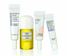DHC Bestselling Beauty Essentials Travel Set, includes four free samples