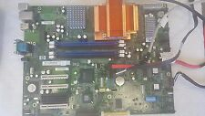HP Motherboard 450120-001 / 454510-001 w/Intel Xeon X3210 & Cables