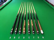 Master Cue Extra Long Range, 3/4 & 1pc Snooker/Pool Cue, Chesworth Cues