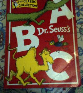 Dr Seuss's ABC Paperback Book Dr Seuss