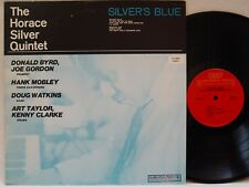 THE HORACE SILVER QUINTET - Silver's Blue LP (RARE Later Pressing on CSP) MINT--