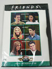 FRIENDS SERIE TV DVD TEMPORADA 3 CAPITULOS 61-66 CASTELLANO ENGLISH NEW NUEVO