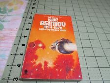 THE BEST OF ISAAC ASIMOV 1954-1972  EDITED BY ANGUS WELLS   SPHERE UK PB ED