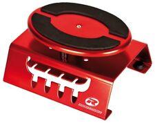 Robitronic Auto Montagestand 1:8 rot (drehbar + fixierbar) - R15001R