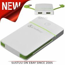 Cobra CPP50 Portable Powerbank│3-Output USB Charger│5000mAh│Mobile Phones-Tablet