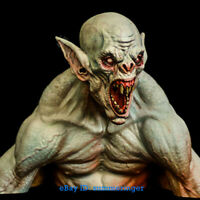1/10 Scale Vampire Bloodsucker Bust Resin Figure Model Unpainted Unassembled