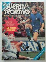 GUERIN SPORTIVO 24-1978 + FILM DEI MONDIALI ARGENTINA '78 QUEEN