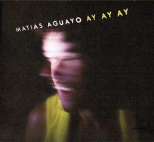 MATIAS AGUAYO Ay Ay Ay CD NEW Digipak Kompakt CD 076 electronic minimal techno
