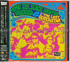 "The Lost Generation - ""The Sly, Slick And The Wicked"" - SEALED 2013 Japan CD"