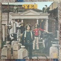 Yes Self Titled Atlantic SD 8243 SEALED Records LP Vinyl