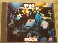 TIME LIFE MUSIC CLASSIC ROCK THE BEAT GOES ON 1965 RARE 22 TRACK CD