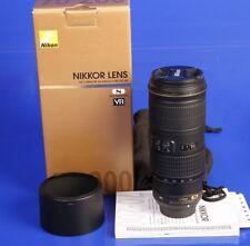 Nikon Nikkor AF-S 70-200mm F/4 G ED VR TOMS-CAMERA-LADEN Ankauf und Verkauf
