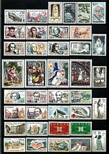 FRANCE  1963 Année  Complète 38 Timbres neufs ★★ luxe / MNH (N)