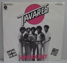 "TAVARES - Whodunit - 7"" Single"