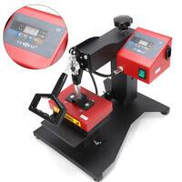 6PCs Digital Pen Heat Press Machine LOGO Sublimation Heater Press Transfer 110V