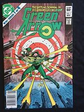 Green Arrow #1-3 (DC 1983) First GA Solo Series! (Lot of 3 Comics)