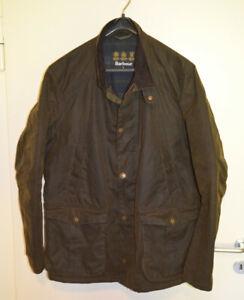 Wachsjacke von Barbour Mod. Leeward Gr. XL