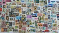 1000 Different British Commonwealth/Empire all periods no GB Stamp Collection