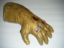 Avengers Thanos Infinity Gauntlet Gold Glove For Cosplay Costume (ADULT)