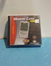 MEGA MEMORY CARD PLAYSTATION PERFORMANCE 360 BLOQUES