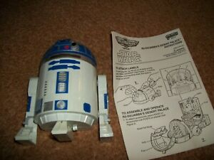 STAR WARS Micro Machines  R2-D2/Jabba's Palace Playset EXCELLENT CONDITION!!!