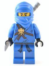 LEGO® NINJAGO™ * JAY *  Minifigure w/ Katana Sword  NEW 30082 2263 2506 2259
