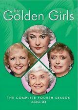 GOLDEN GIRLS: COMPLETE FOURTH SEASON DVD