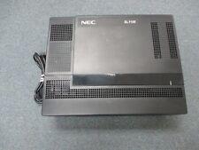 NEC SL1100 KSU IP4NA-1228M-B 1100010 Main Cabinet 0 x 8 x 4 Config NO PROCESSOR