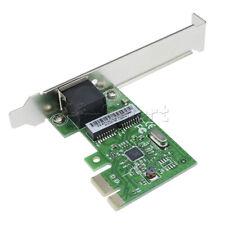 GIGABIT ETHERNET LAN PCI-E EXPRESS NETWORK CARD DESK CONTROLLER 10/100/1000M