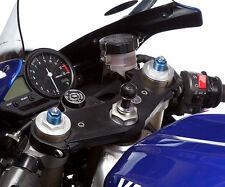 Motocicleta Tenedor Tallo Bola Soporte Para TOMTOM RIDER Urban