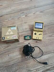 Nintendo Game Boy Advance SP Zelda Limited Edition