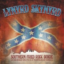 LYNYRD SKYNYRD - SOUTHERN FRIED ROCK BOOGIE   CD NEU