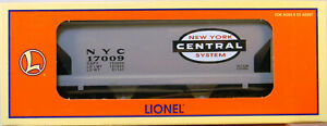 NEW Old Stock O Lionel 6-17009 2 Bay Hopper New York Central #17009