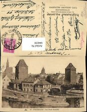644230,Strasbourg Straßburg Aux Ponts Couverts France