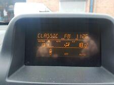 NISSAN ALMERA N16 LCD RADIO CLOCK MONITOR DISPLAY SCREEN 28090BN800, 28090 BN800