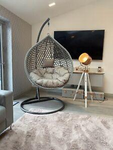 Rattan egg chair Swing Hanging Chair
