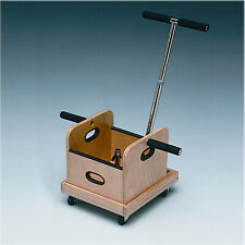 BaselineMobile Weighted Cart with T-Handle and Accessory Box