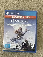 New listing Horizon Zero Dawn Complete edition Sony PlayStation 4 Ps4 Game