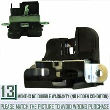 TAILGATE / TRUNK BOOT LID LOCK LATCH FOR VW GOLF MK5, PASSAT, 1K6827505E