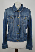 TOMMY HILFIGER Denim Jacket size Uk 10