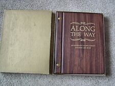 Along The Way-An Anthology of Life's Journey In Poetry And Prose (1977) In Box