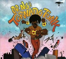 Dr. No's Tornado Funk [Digipak] by Oh No (CD, Jul-2012, Traffic Entertainment...