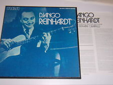 Django reinhardt-rca black & white series 3 LP BOX