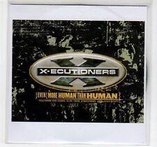 (EC813) X-Ecutioners, (Even) More Human Than Human - DJ CD