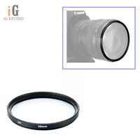 58mm Ultra-Violet UV Lens Filter Protector for Nikon Canon Sony Hoya Camera