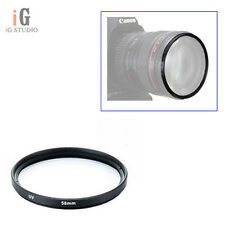 58mm Ultra-Violet Uv Lens Filter Protector for Nikon Canon Sony Hoya Camera