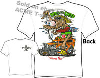 Need Speed Rat Fink T Shirt 30 31 32 Ford Shirt 1930 1931 1932 Hot Rod Big Daddy