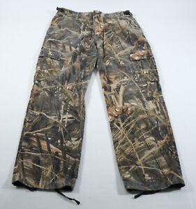Cabela's Mens Camouflage Hunting Pants Sz 34 Regular
