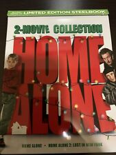 Home Alone/Home Alone 2: Lost in New York - 2-Pack (Blu-ray Disc, 2017,...