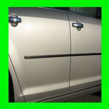 HONDA CARBON FIBER SIDE DOOR TRIM MOLDING 4PC W/5YR WARRANTY 2